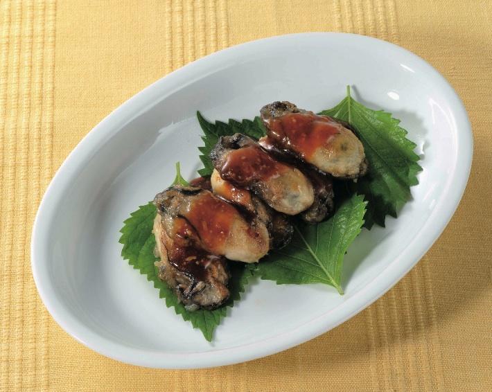 牡蠣のオイスターソース