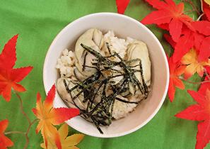かき飯 (1合)