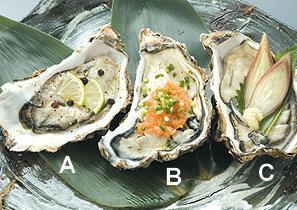 カンタン殻付牡蠣 (生食用)
